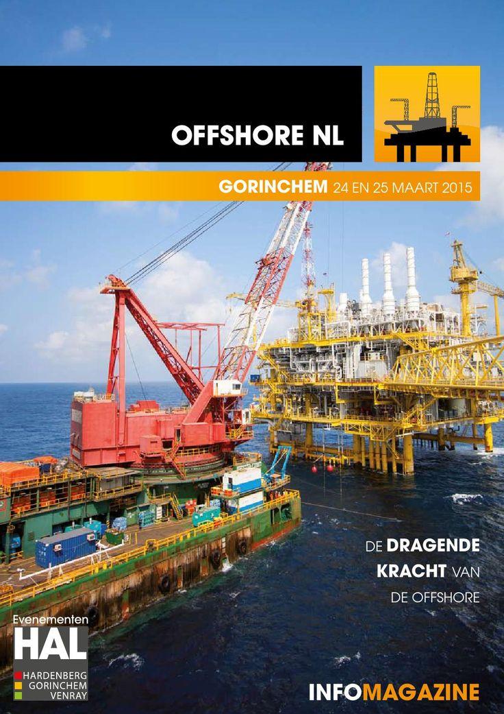 Infomagazine Offshore NL 2015  De dragende kracht van de offshore