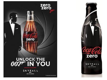 Coca Cola sfida i passanti a diventare 007