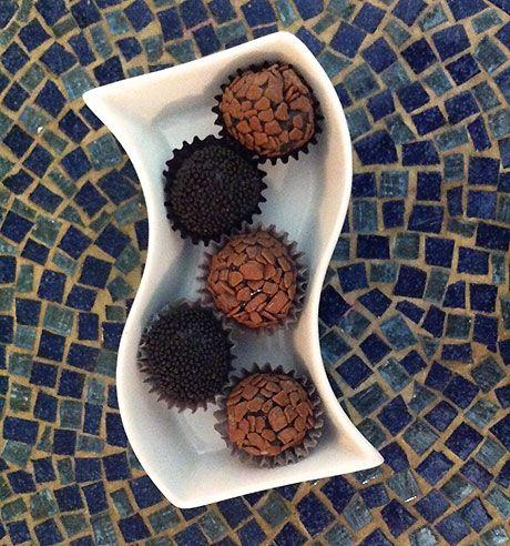 Só Chocolate: os segredos do brigadeiro gourmet