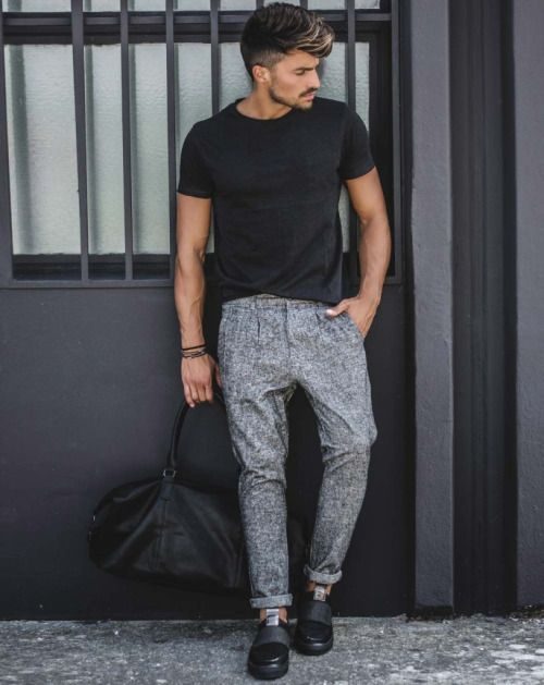 Men's Street Style Inspiration #34 Follow... | MenStyle1- Men's Style Blog