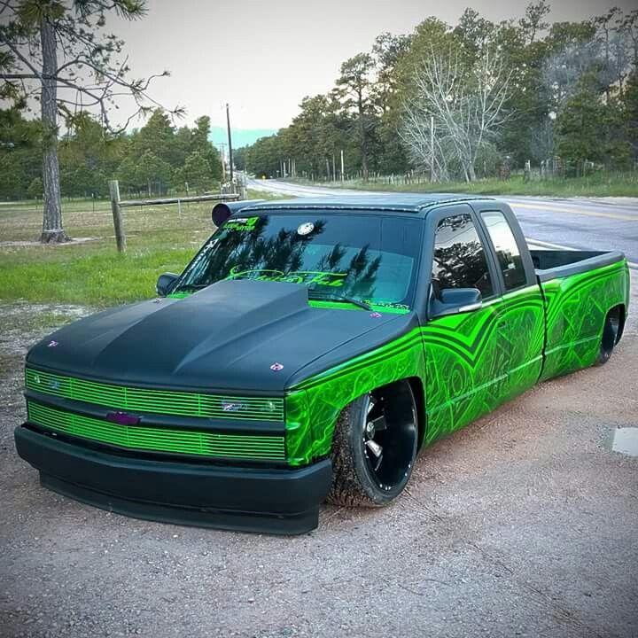 Custom Chevy Trucks, Chevy