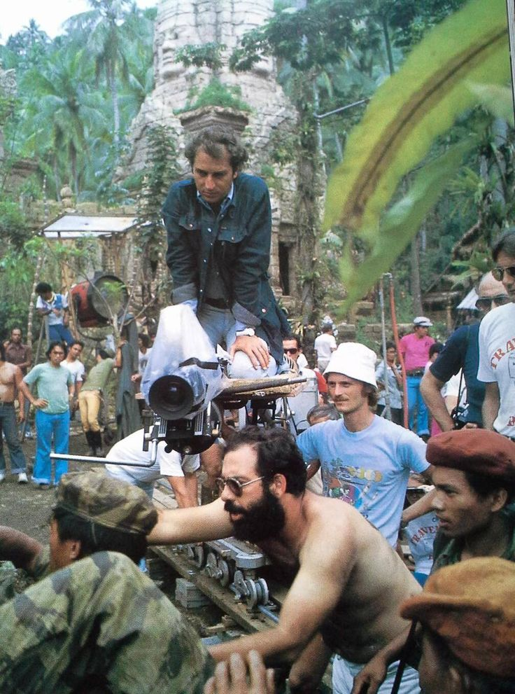 cinematography apocalypse now