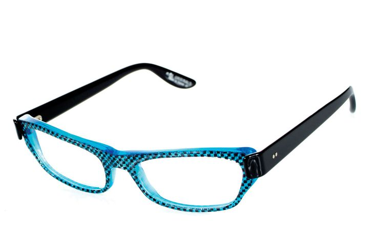 Martha | Kirk Originals Sculpture Collection | Acrylic Eyeglasses