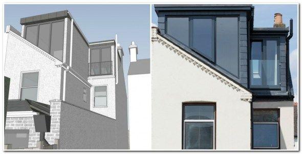 Simple Loft Conversion Ideas For Dormer Dormer Loft Conversion Loft Conversion Victorian Terrace Loft Conversion Plans