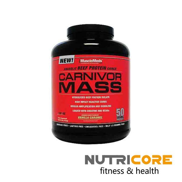 CARNIVOR MASS | Nutricore | fitness & health
