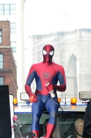 andrew garfield bulge