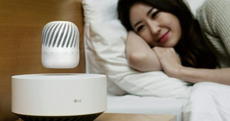 LG's new floating speaker is just the start of what is to come at CES 2017