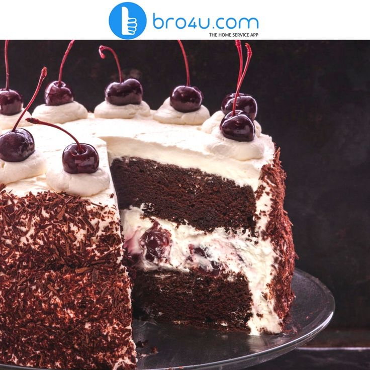 Select your favourite flavor, tag your delivery address and be ready to start your celebration #bro4u #cake #delivery #service #bangalore  https://bro4u.com/cake-delivery-bangalore