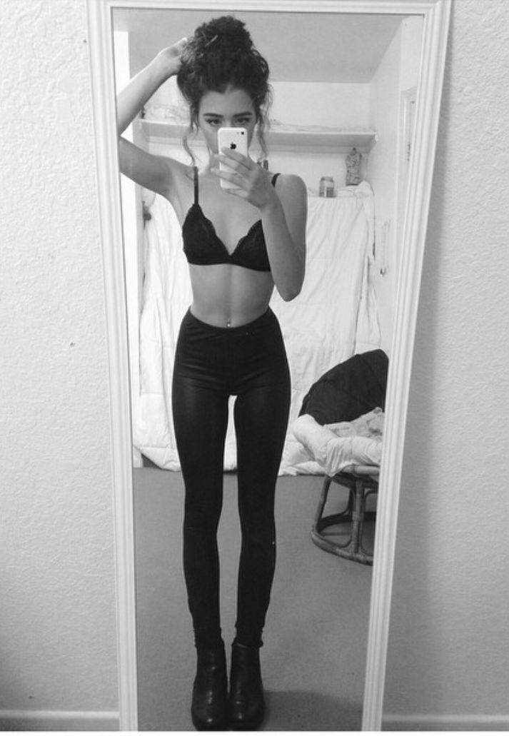 I wanna be this skinny!