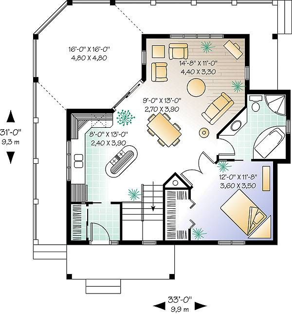 COOL house plans offers a unique variety of professionally designed home  plans with floor plans by accredited home designers  Styles include country  house. 17 Best images about Houses on Pinterest   Small homes  One