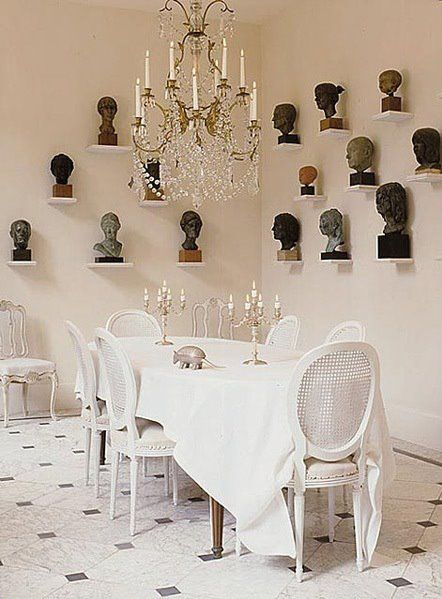Busts In Your Interiors