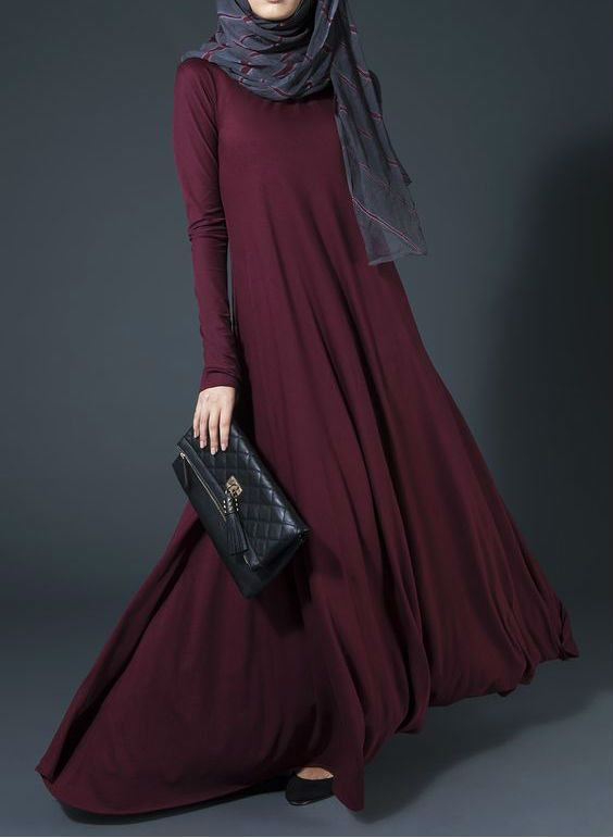 Hijab for Evening Clothing