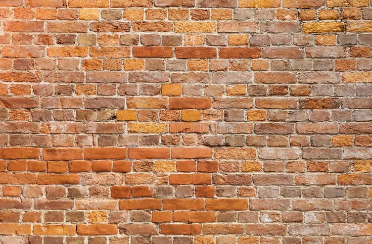 Photo about Detailed old red brick wall background photo texture. Image of concrete, stonewall, pattern - 37990360