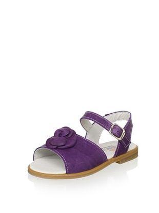 78% OFF Andanines Kid's Sandal (Violet)