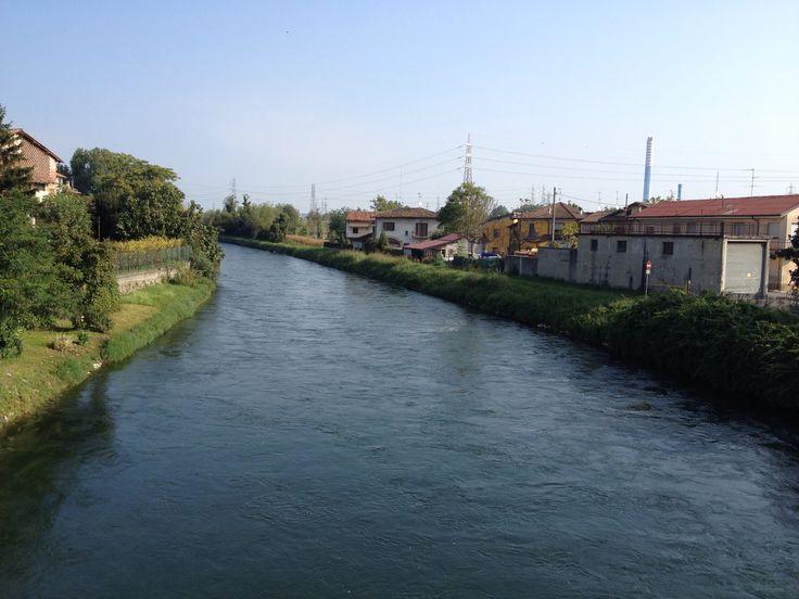 Corsa di Trucazzano, percorso 12km