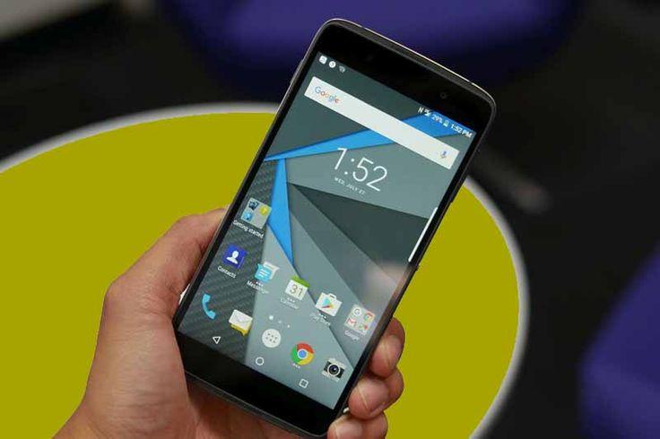 BlackBerry DTEK50 menggunakan Android Marshmallow RAM 3 GB setelah sebelumnya meluncurkan Blackberry PRIV mampukah spesifikasi serta harga produk ini bersai