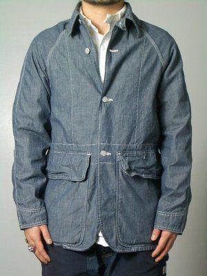 Japanese Workwear