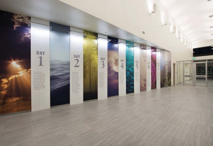 169 best signage cool images on pinterest visual for Office design exhibitions