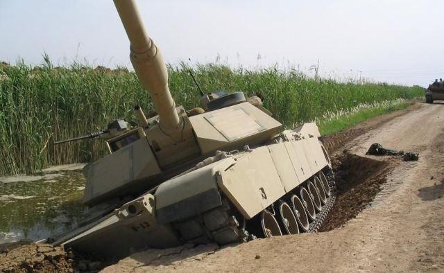 Американские танки ипольские мосты: России можно спать спокойно — Новости политики, Новости России — EADaily
