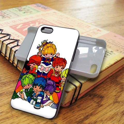 Rainbow Brite iPhone 5C Case