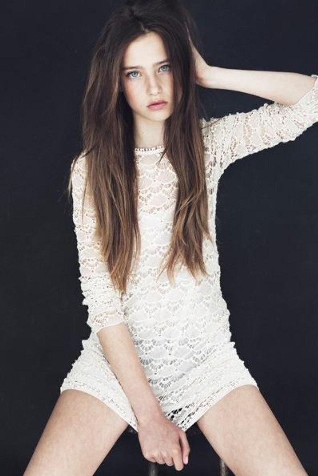 [breaking] Lorena Sandu, Winner of Elite Model Look ...