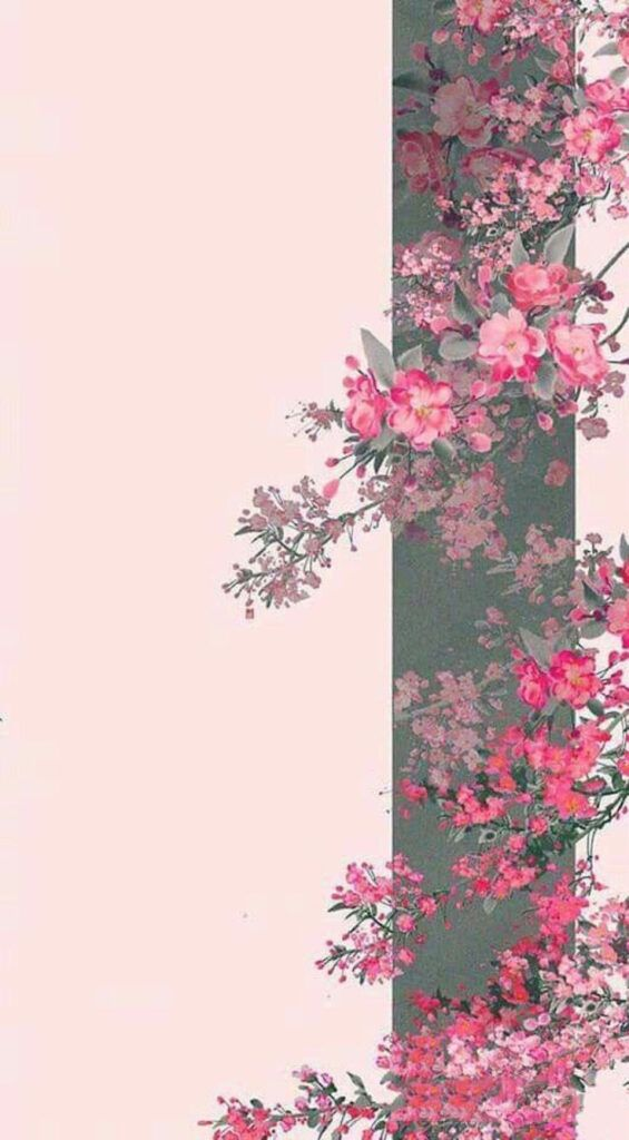 55 Elegant Phone Wallpapers You Will Like Page 48 Of 200 In 2020 Flower Backgrounds Floral Wallpaper Flower Wallpaper