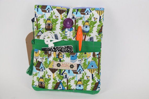 kindle Fire Sleeve by HLCraftsnet on Etsy, $29.99