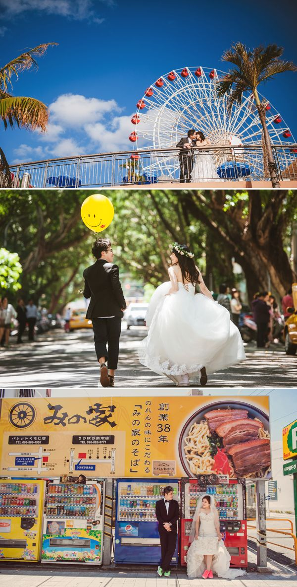 Overseas Pre-Wedding Package Deal from Pure Fotography