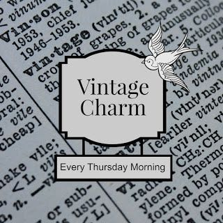 Welcome to Vintage Charm party #89