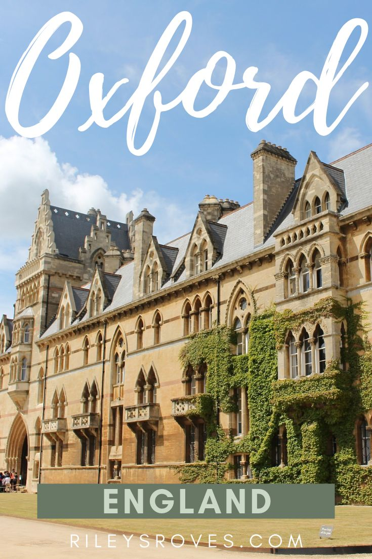 Oxford and Cotswolds Tour from London