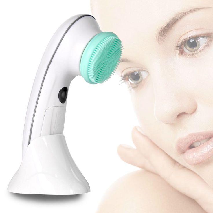 Limpiador facial eléctrico - Belleza, lomasdemoda
