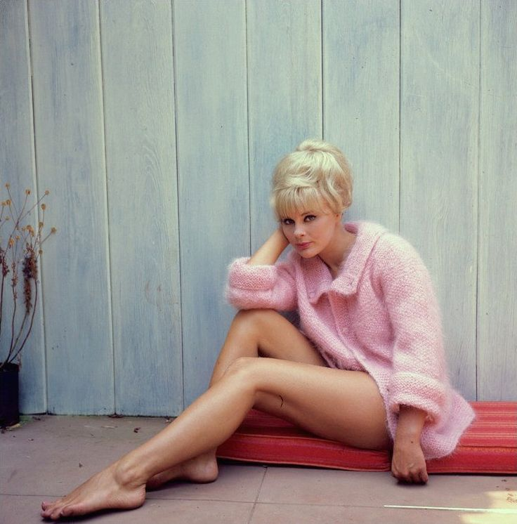 Elke Sommer, photo by Angelo Frontoni, Los Angeles, Ca., 1965