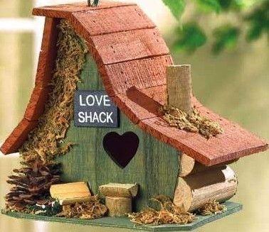 Bird House Mais