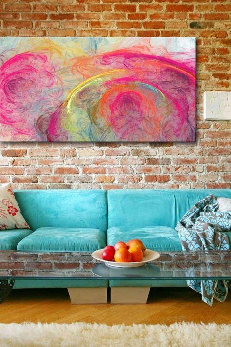 ALL OF MY LIFE [CP-43221] - $246.75 | United Artworks | Original art for interior design, buy original paintings online