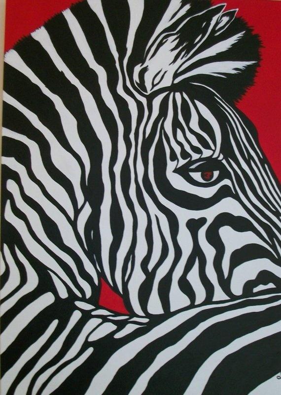 Zebra - Chanel eyes