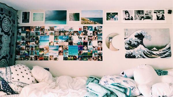 Live A Little Surf Room Dorm Room Inspiration Beachy Room