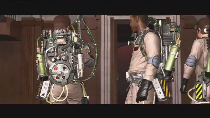 News Videos & more -  Video Games - GhostBusters the Video Game: The Movie HD - Part 1 #Video #Games #Youtube #Music #Videos #News
