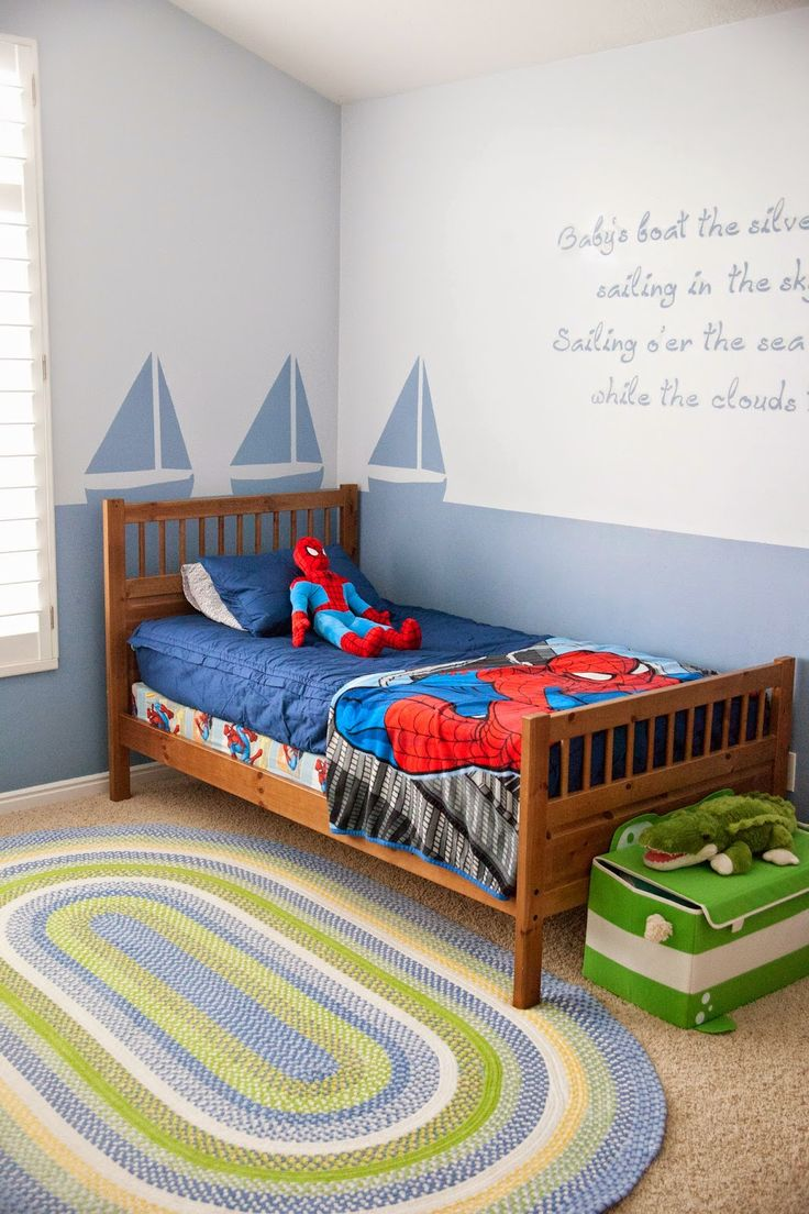 59 best Super Hero Decor images on Pinterest | Child room, Room kids ...