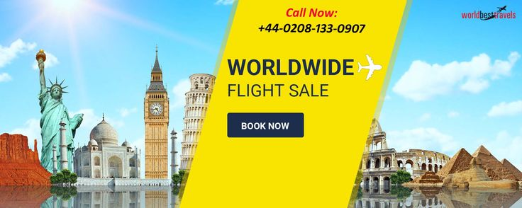 Flight deals - Book your last minute flight online and get the cheapest flights to fly worldwide out of UK airports. Worldwide Flights & Holidays at Affordable Prices. At Worldwide Flights you will find a superb selection of flights and holidays to Africa, America, Asia, Australia, ...  http://worldbesttravels.com/