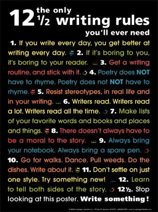 great advice about writing - Google Search