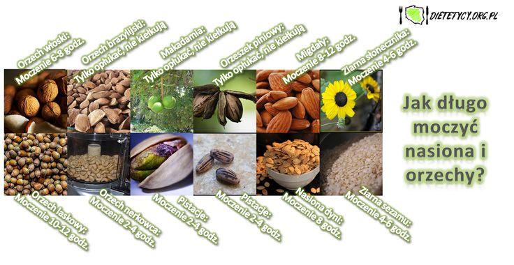 Orzechy i nasiona zyskały już miano super żywności – zawierają dobre tłuszcze, białko i wiele cennych składników mineralnych. Przede wszystkim są zdrową alternatywą słonych przekąsek, ale mogą także stanowić dodatek do sałatek lub zup. Jednakże, czy kiedykolwiek myślałeś o moczeniu…