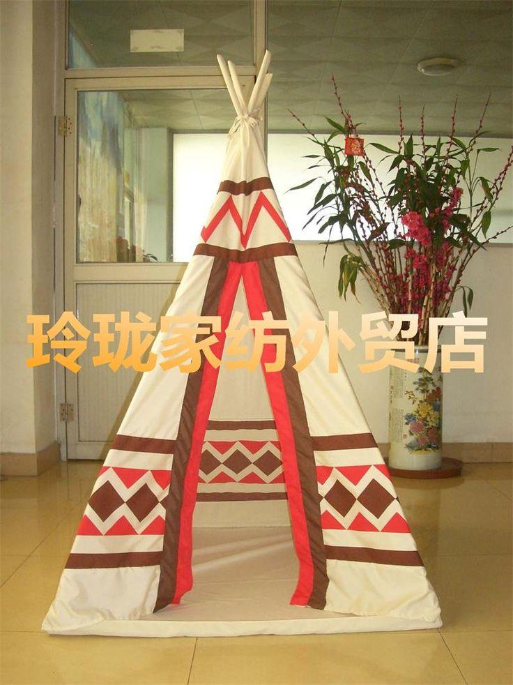 Индийские иностранных доставки в помещении на открытом воздухе палатка палатка Детская игровая дом игрушки новогодние подарки ребенку на день рождения - Taobao