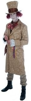 Mens Mad Hatter Fancy Dress Costume #FancyDress #partyideas #partycostumes