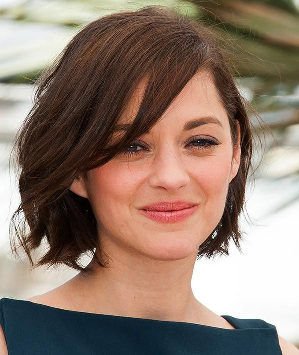 Top 50 Bob Hairstyles for Women: Marion Cotillard   #bobhair #shorthairstyles #hairstyles