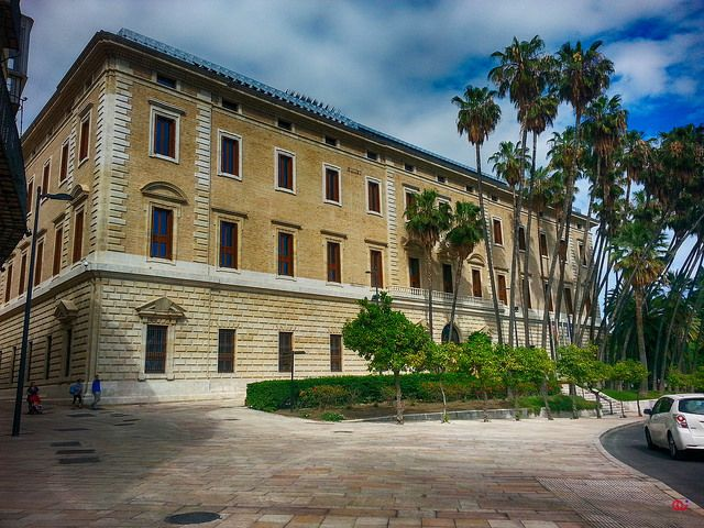 Palacio de la Aduana. Museo Arqueológico
