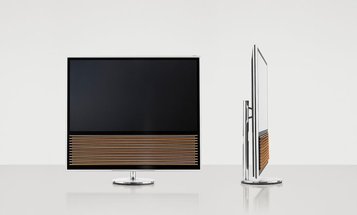 bang & olufsen's 4k TV with android is a minimalist masterpiece