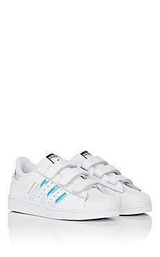 best cheap f91d9 53cb4 Kids  Superstar Faux-Leather Sneakers