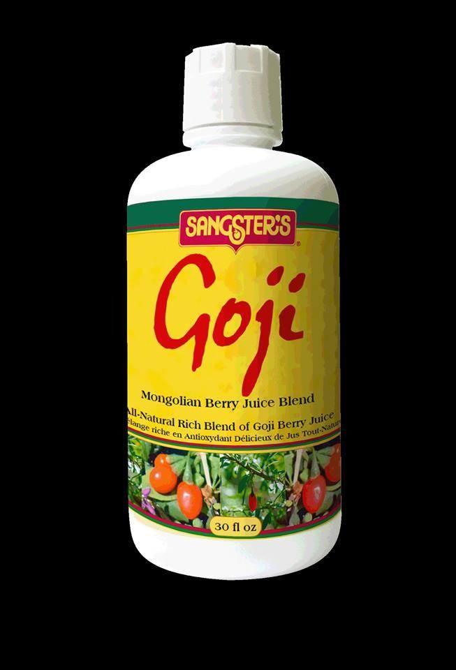 Sangster S Goji Juice Vitamins Naturesway Protein