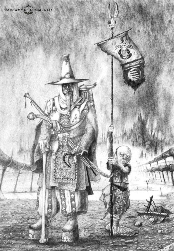 Apocrypha Necromundus: Port Mad Dog - Warhammer Community | GW ideas