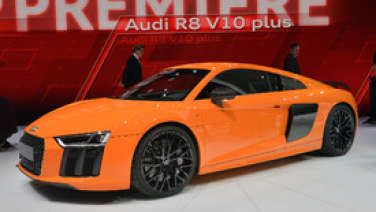 Audi spotted running R8 E-Tron at the 'Ring
